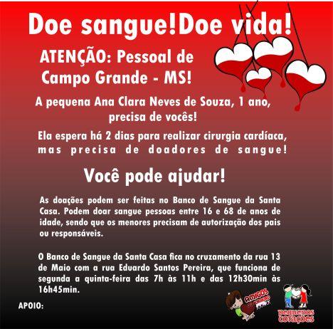 DOACAO SANGUE